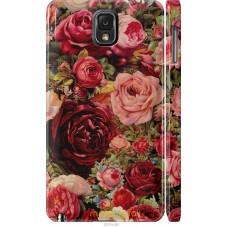 Чехол на Samsung Galaxy Note 3 N9000 Прекрасные розы
