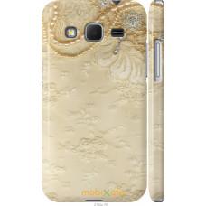 Чехол на Samsung Galaxy Core Prime VE G361H Кружевной орнаме