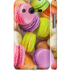 Чехол на Samsung Galaxy Core 2 G355 Вкусные макаруны