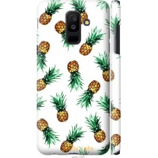 Чехол на Samsung Galaxy A6 Plus 2018 Ананас