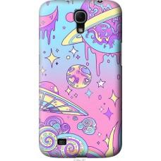 Чехол на Samsung Galaxy Mega 6.3 i9200 'Розовый космос