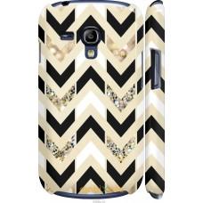Чехол на Samsung Galaxy S3 mini Шеврон 10