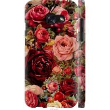 Чехол на Samsung Galaxy A3 (2017) Прекрасные розы