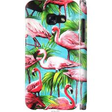 Чехол на Samsung Galaxy A3 (2017) Tropical background