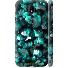 Чехол на Samsung Galaxy J7 J730 (2017) Кристаллы 2