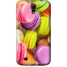 Чехол на Samsung Galaxy Mega 6.3 i9200 Вкусные макаруны