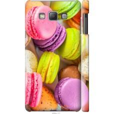 Чехол на Samsung Galaxy A7 A700H Вкусные макаруны