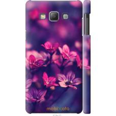 Чехол на Samsung Galaxy A7 A700H Весенние цветочки