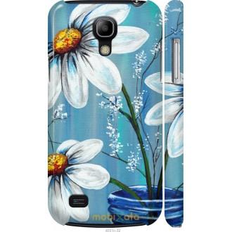 Чехол на Samsung Galaxy S4 mini Красивые арт-ромашки