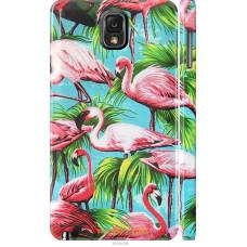 Чехол на Samsung Galaxy Note 3 N9000 Tropical background