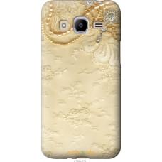 Чехол на Samsung Galaxy J2 (2016) J210 'Мягкий орнамент