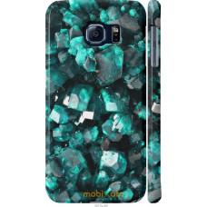 Чехол на Samsung Galaxy S6 G920 Кристаллы 2