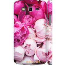 Чехол на Samsung Galaxy Grand 2 G7102 Розовые цветы