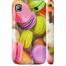 Чехол на Samsung Galaxy S i9000 Вкусные макаруны