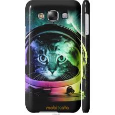 Чехол на Samsung Galaxy E5 E500H Кот космонавт