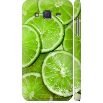 Чехол на Samsung Galaxy J5 (2015) J500H Лайм