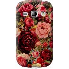 Чехол на Samsung Galaxy Fame S6810 Прекрасные розы