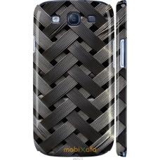 Чехол на Samsung Galaxy S3 Duos I9300i Металлические фоны