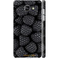 Чехол на Samsung Galaxy A5 (2016) A510F Черная ежевика