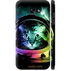 Чехол на Samsung Galaxy A7 (2017) Кот космонавт