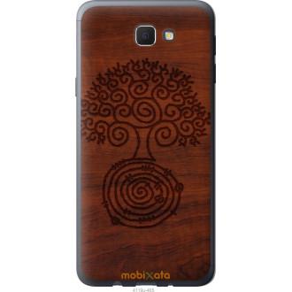 Чехол на Samsung Galaxy J5 Prime Узор дерева