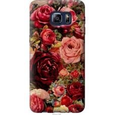 Чехол на Samsung Galaxy S6 Edge Plus G928 Прекрасные розы