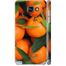 Чехол на Samsung Galaxy A5 (2016) A510F Мандарины