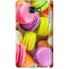 Чехол на Samsung Galaxy A7 (2016) A710F Вкусные макаруны