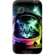 Чехол на Samsung Galaxy Young 2 G130h Кот космонавт