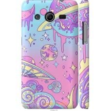 Чехол на Samsung Galaxy Core 2 G355 'Розовый космос