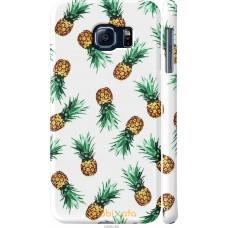 Чехол на Samsung Galaxy S6 G920 Ананас