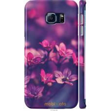 Чехол на Samsung Galaxy S6 Edge G925F Весенние цветочки