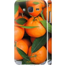 Чехол на Samsung Galaxy J5 (2015) J500H Мандарины