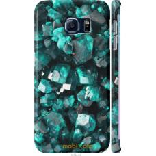 Чехол на Samsung Galaxy S6 Edge G925F Кристаллы 2