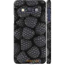 Чехол на Samsung Galaxy A3 A300H Черная ежевика