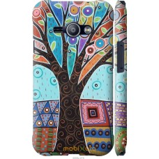 Чехол на Samsung Galaxy J1 Ace J110H Арт-дерево