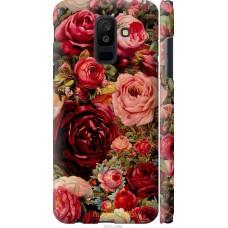 Чехол на Samsung Galaxy A6 Plus 2018 Прекрасные розы