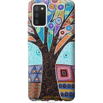 Чехол на Samsung Galaxy A02s A025F Арт-дерево