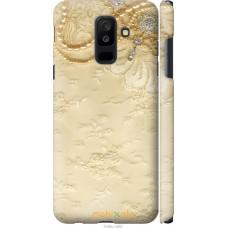 Чехол на Samsung Galaxy A6 Plus 2018 'Мягкий орнамент