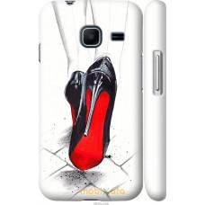 Чехол на Samsung Galaxy J1 Mini J105H Devil Wears Louboutin
