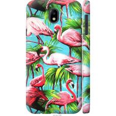 Чехол на Samsung Galaxy J7 J730 (2017) Tropical background
