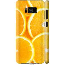 Чехол на Samsung Galaxy S8 Апельсинки
