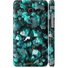 Чехол на Samsung Galaxy Core 2 G355 Кристаллы 2