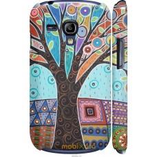 Чехол на Samsung Galaxy S3 mini Арт-дерево