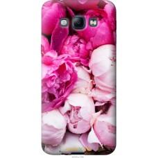 Чехол на Samsung Galaxy A8 A8000 Розовые цветы