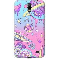 Чехол на Samsung Galaxy Mega 2 Duos G750 'Розовый космос