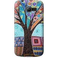 Чехол на Samsung Galaxy Star Plus S7262 Арт-дерево