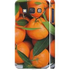Чехол на Samsung Galaxy A3 A300H Мандарины