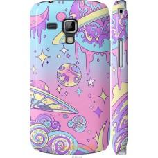 Чехол на Samsung Galaxy S Duos s7562 'Розовый космос
