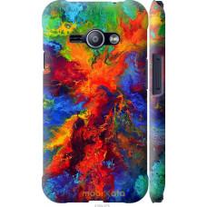 Чехол на Samsung Galaxy J1 Ace J110H Акварель на холсте